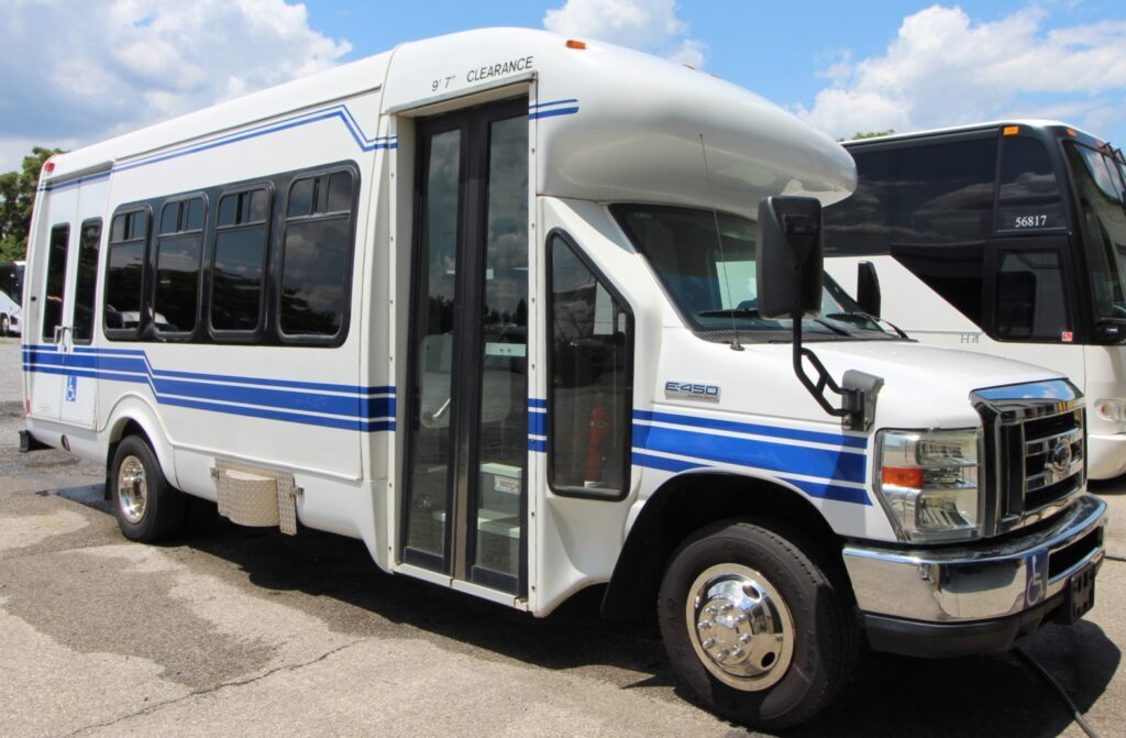 Mini Buses For Sale - 2010 Ford Startrans
