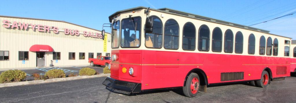 Trolleys - 2009 Hometown Trolley Mainstreet 208