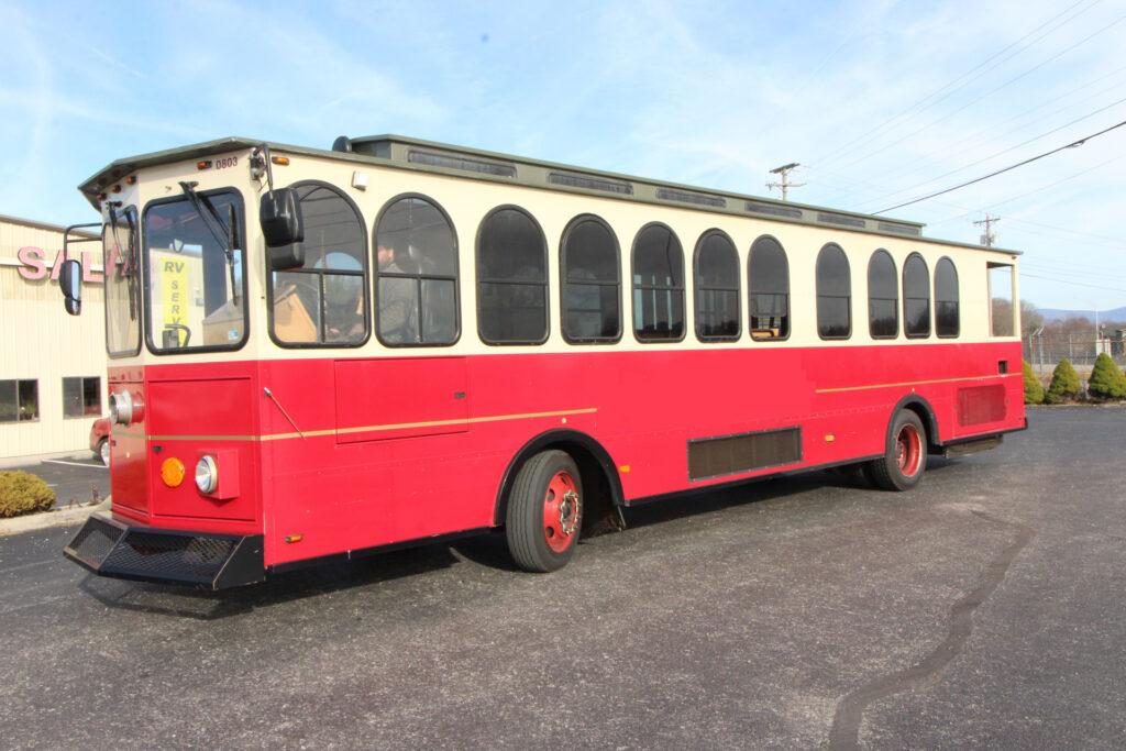 2009 Hometown Trolley Mainstreet 208