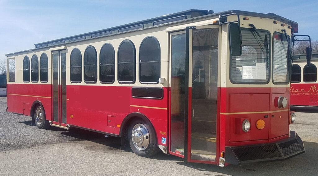 2009 Hometown Trolley 802