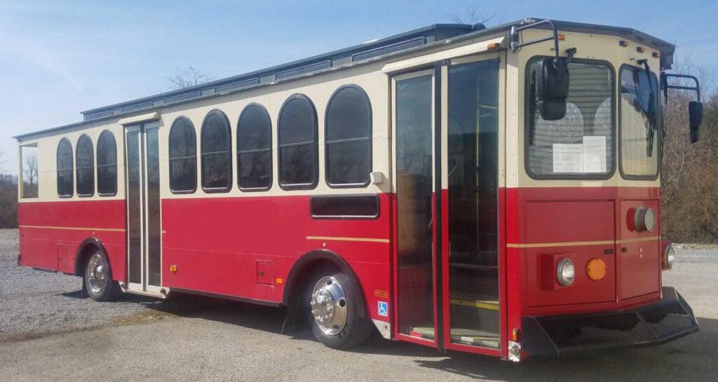 2009 Hometown Trolley 804