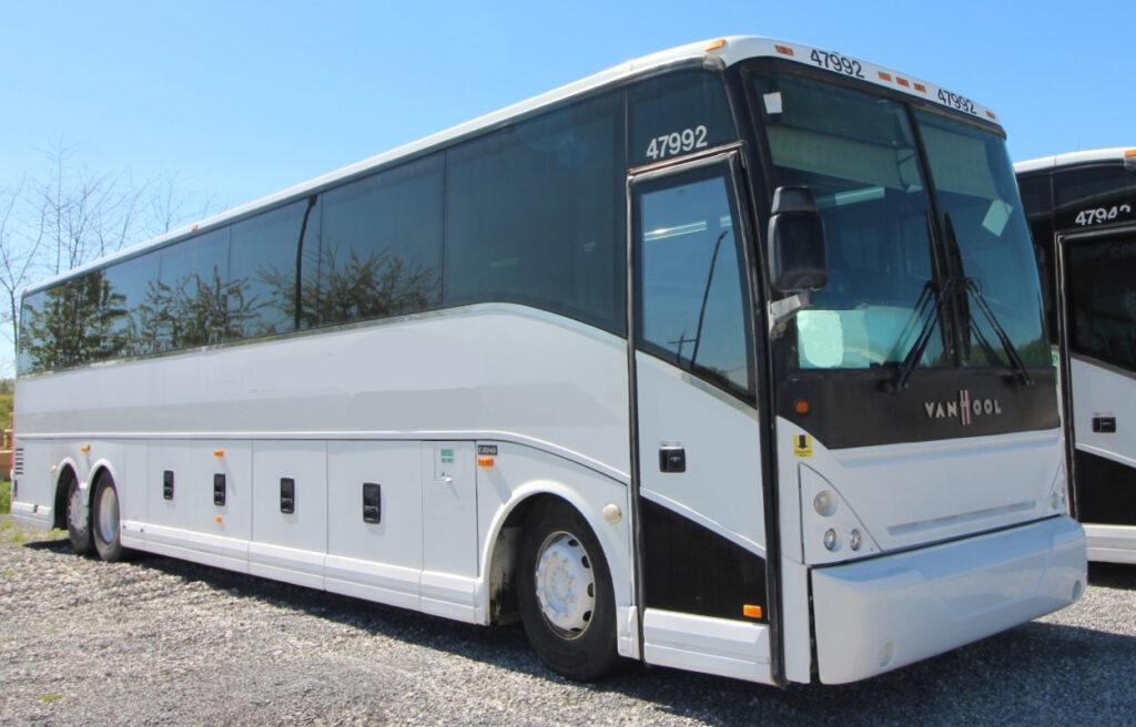 2013 Van Hool C2045, Bus #47992