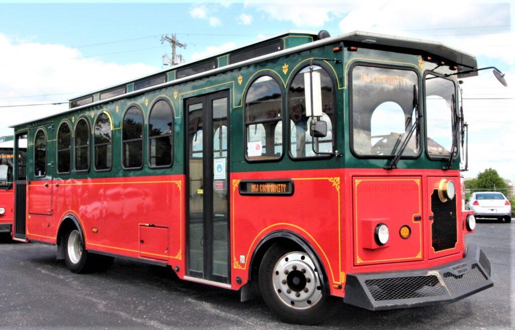 2016 Hometown Trolley # 625