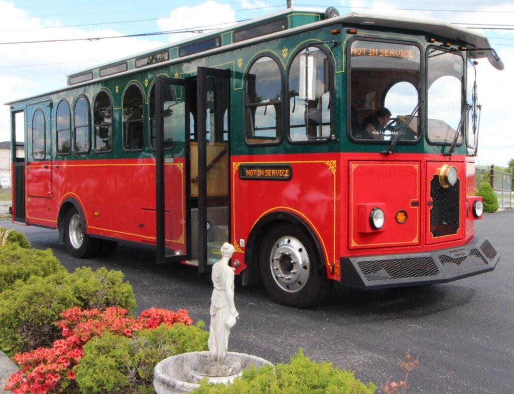 2016 Hometown Trolley #624